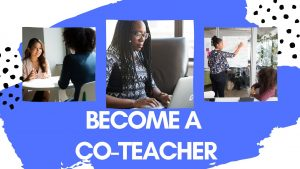 become a co teacher